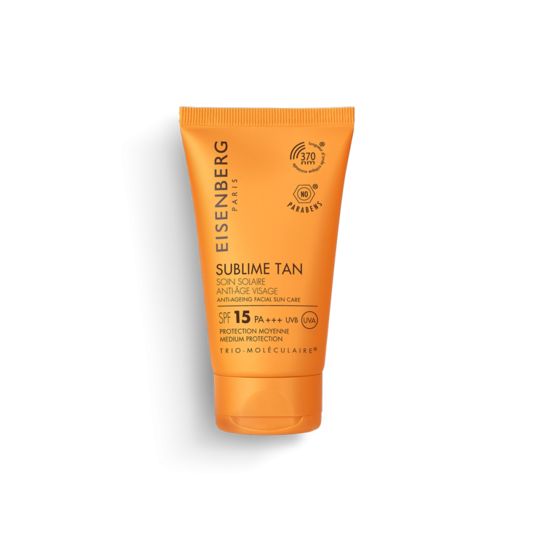 Soin Solaire Anti-Âge Visage SPF